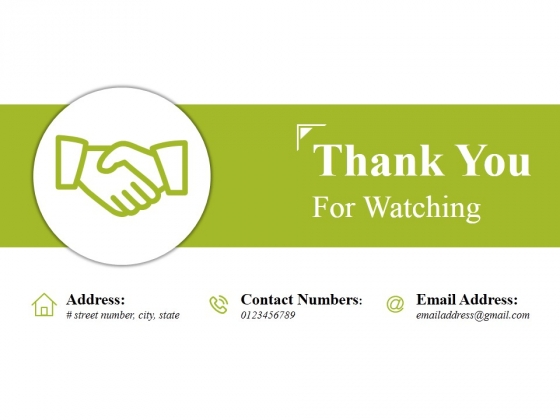 Thank You Ppt PowerPoint Presentation Styles Example File