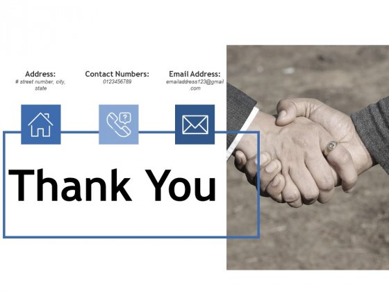 Thank You Ppt PowerPoint Presentation Styles Icons