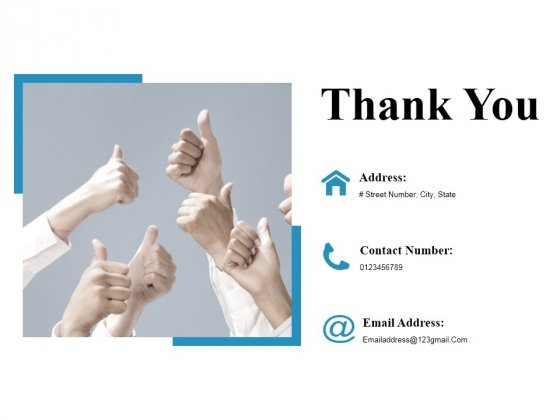 Thank You Ppt PowerPoint Presentation Styles Slides