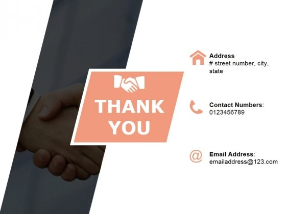 Thank You Ppt PowerPoint Presentation Summary Ideas