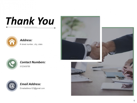 Thank You Project Administration Ppt PowerPoint Presentation Styles Topics