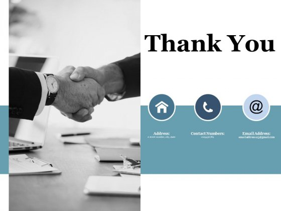 Thank You Project Output Ppt PowerPoint Presentation Gallery Summary