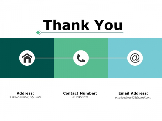 Thank You Realty Management Ppt PowerPoint Presentation Infographic Template Influencers