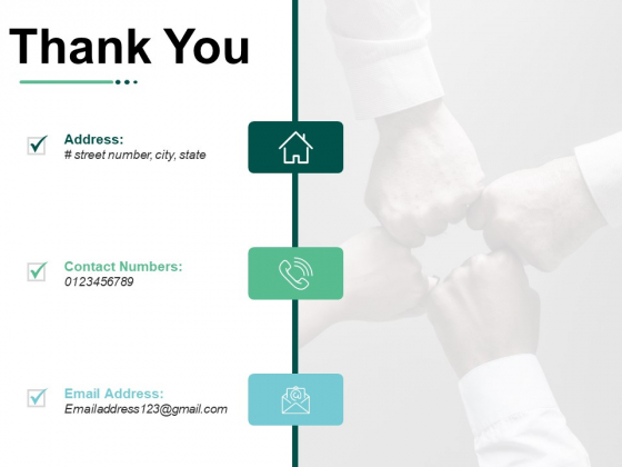 Thank You Recommendation Analysis Ppt PowerPoint Presentation Professional Images