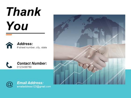 Thank You Risk Scorecard Ppt Powerpoint Presentation Slides Slideshow