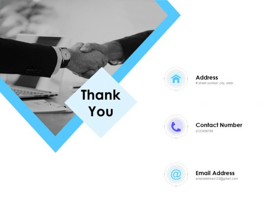 Thank You SIPOC Model Ppt PowerPoint Presentation Show Templates