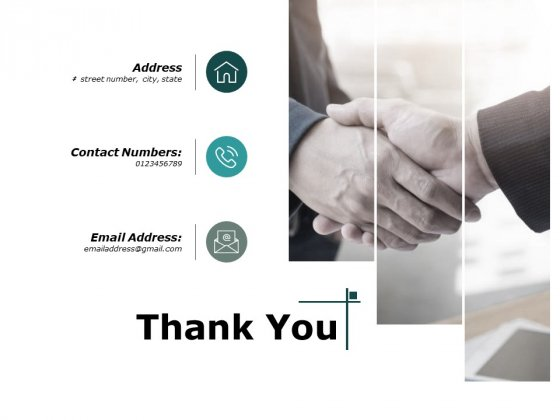 Thank You Sales Promotion Ppt PowerPoint Presentation Summary Gridlines