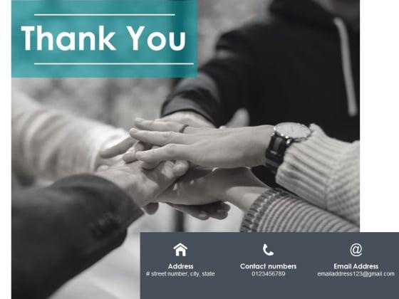 Thank You Sample PowerPoint Presentation New Business Ppt PowerPoint Presentation Outline Graphics Design