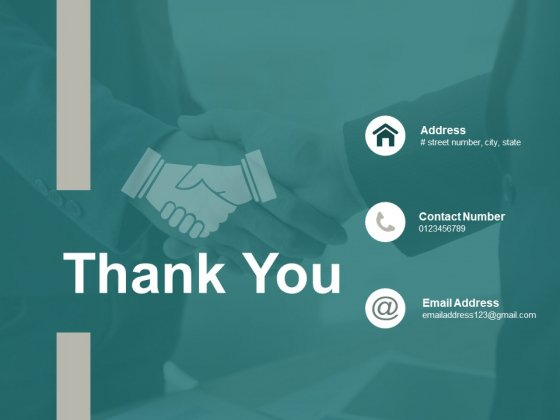 Thank You Six Building Blocks Of Digital Change Ppt PowerPoint Presentation Infographic Template Good