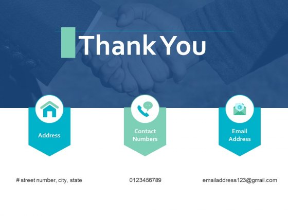 Thank You Supplier Evaluation Ppt PowerPoint Presentation Show Slide Download