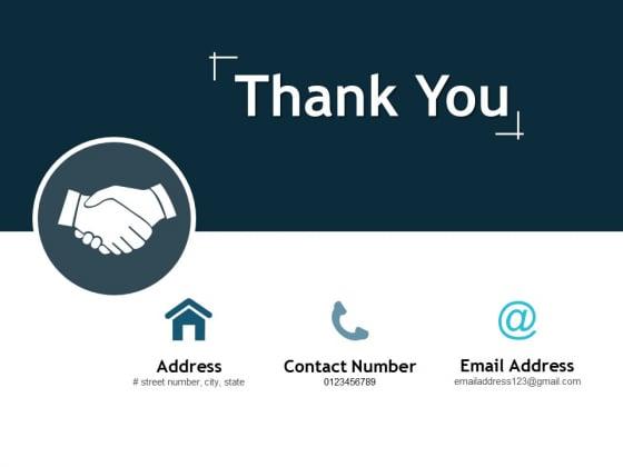Thank You Supply Chain Management Outline Ppt Powerpoint Presentation Portfolio Slides