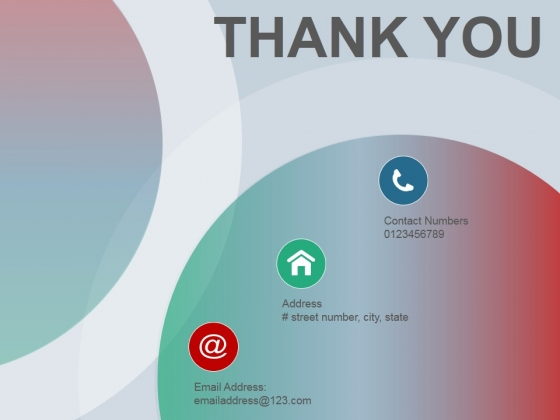 Thank You Template 1 Ppt PowerPoint Presentation Gallery Outline