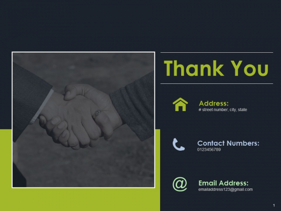 Thank You Template 2 Ppt PowerPoint Presentation Show Example Topics