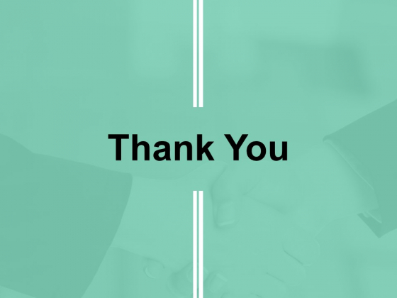 Thank You Total Market Share Ppt PowerPoint Presentation Summary Layout Ideas