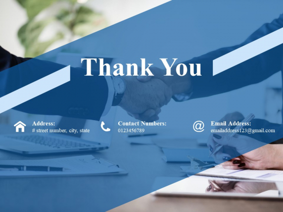 Thank You Transformation Approach Ppt PowerPoint Presentation Model Topics