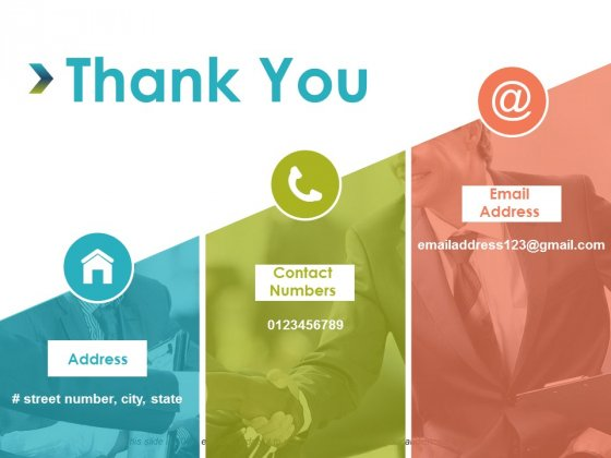 Thank You Vendor Evaluation Ppt Powerpoint Presentation File Files