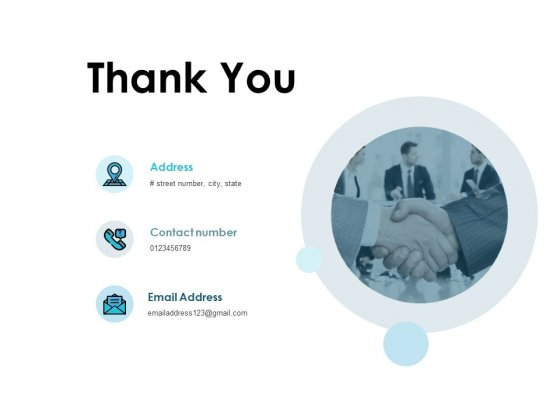 Thank You Working Capital Modeling Ppt PowerPoint Presentation Portfolio Graphics