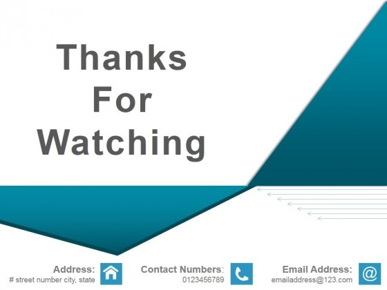 Thanks For Watching Ppt PowerPoint Presentation Design Templates