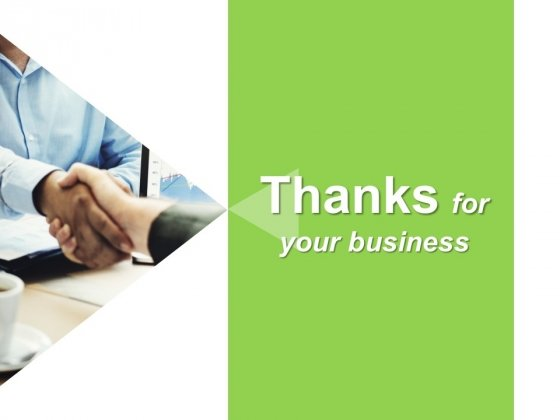 Thanks For Your Business Ppt PowerPoint Presentation File Infographics