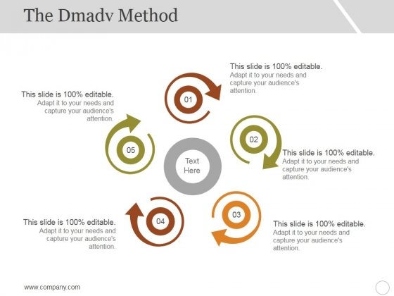 The_Dmadv_Method_Ppt_PowerPoint_Presentation_Ideas_Graphic_Tips_Slide_1