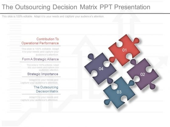 It outsourcing management ppt video online download.