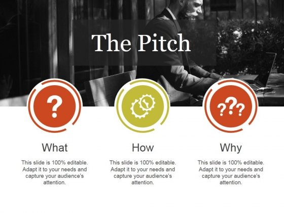 The Pitch Ppt PowerPoint Presentation Icon Portfolio