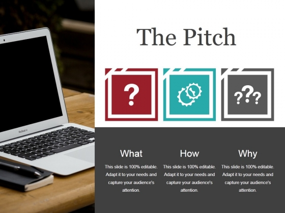 The Pitch Template 2 Ppt PowerPoint Presentation Designs