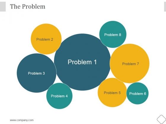 The Problem Ppt PowerPoint Presentation Ideas