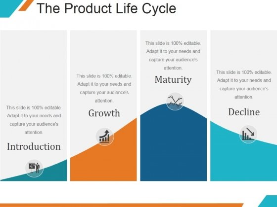 The Product Life Cycle Ppt PowerPoint Presentation Ideas