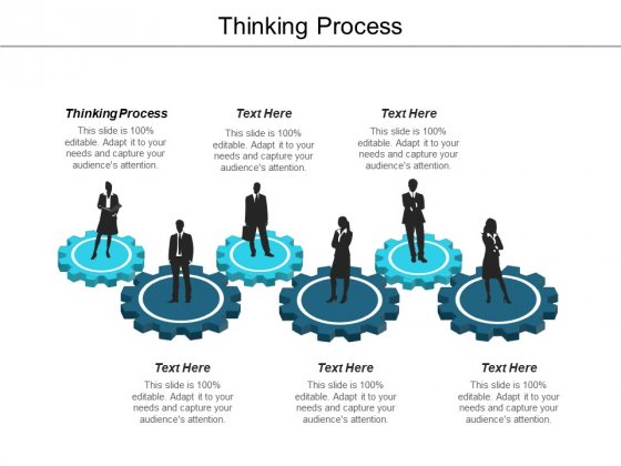 Thinking Process Ppt PowerPoint Presentation Portfolio Examples Cpb