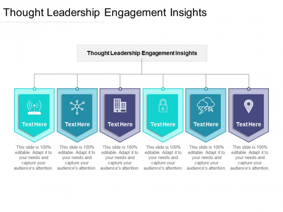 Thought Leadership Engagement Insights Ppt PowerPoint Presentation Summary Vector Cpb Pdf Pdf