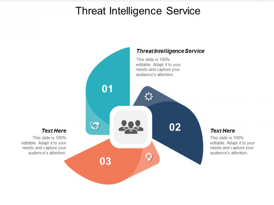 Threat Intelligence Service Ppt PowerPoint Presentation Show Objects Cpb
