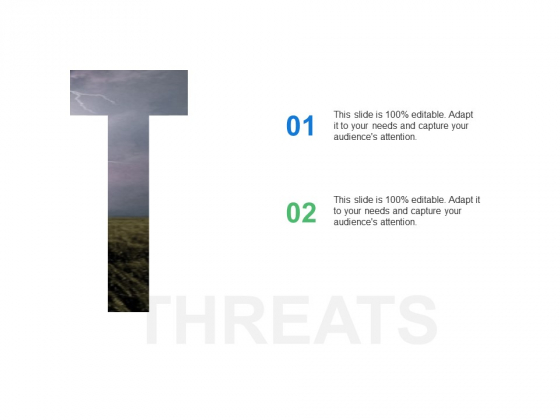 Threats Marketing Management Ppt PowerPoint Presentation Styles Background Image