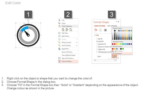 Three_Dashboard_For_Corporate_Level_Strategy_Powerpoint_Slides_3