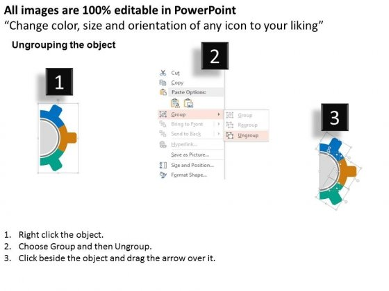 Three_Staged_Gear_Diagram_And_Icons_Powerpoint_Template_2
