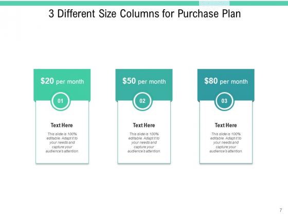 Three_Verticals_Subscription_Plan_Purchase_Plans_Arrows_Ppt_PowerPoint_Presentation_Complete_Deck_Slide_7