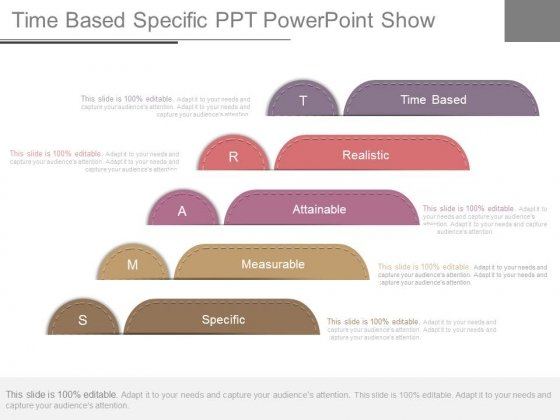 Time Based Specific Ppt Powerpoint Show