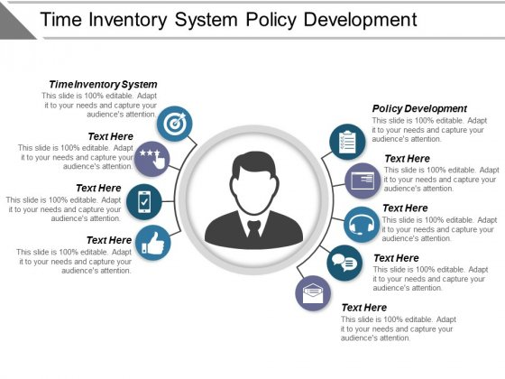 Time Inventory System Policy Development Ppt PowerPoint Presentation Infographic Template Layout Ideas