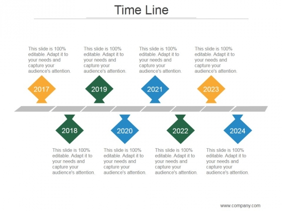Time Line Ppt PowerPoint Presentation Example File