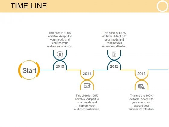 Time Line Template 2 Ppt PowerPoint Presentation Infographics