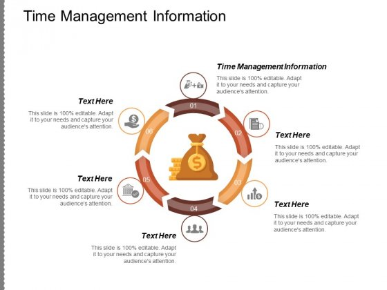 Time Management Information Ppt PowerPoint Presentation Styles Grid Cpb