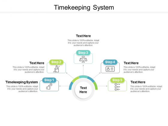 Timekeeping System Ppt PowerPoint Presentation Summary Layout Cpb