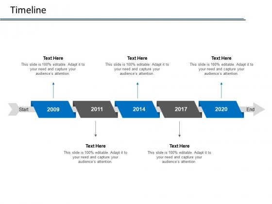 Timeline 2009 To 2020 Ppt PowerPoint Presentation Layouts Structure