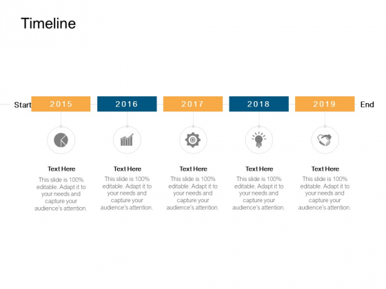 Timeline 2015 To 2019 Planning Ppt PowerPoint Presentation Pictures Graphic Tips