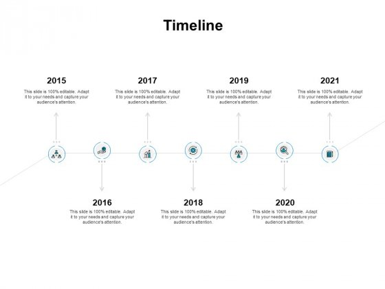 Timeline 2015 To 2021 Ppt PowerPoint Presentation Model Icons