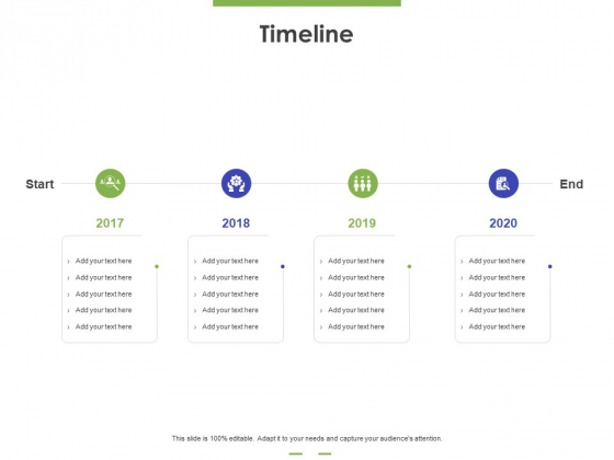 Timeline 2017 To 2020 Ppt PowerPoint Presentation Icon Portrait PDF