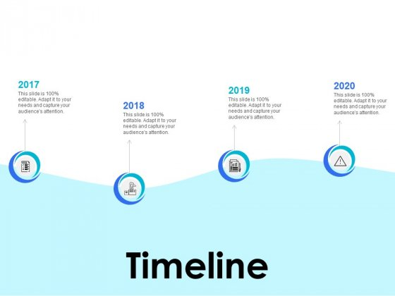 Timeline 2017 To 2020 Ppt PowerPoint Presentation Model Graphic Tips