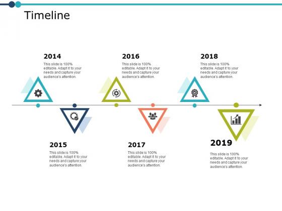 Timeline And Roadmap Ppt PowerPoint Presentation Slides Deck
