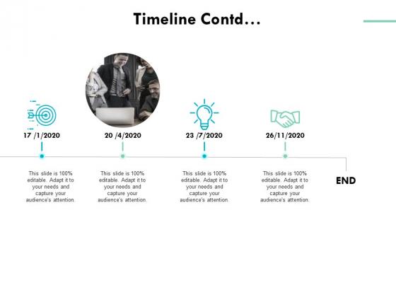 Timeline Contd Management Ppt PowerPoint Presentation Icon Format Ideas