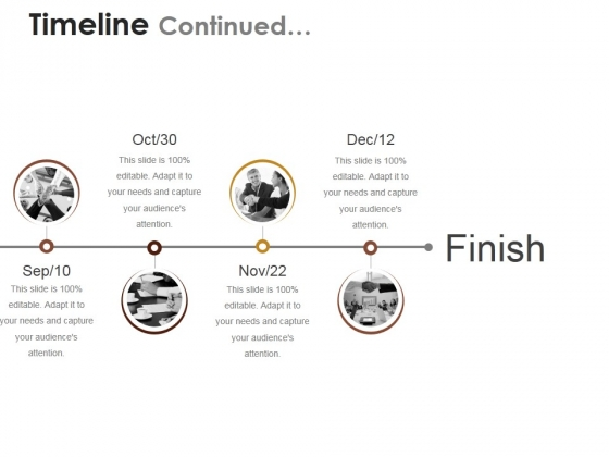 Timeline Continued Ppt PowerPoint Presentation Styles Brochure